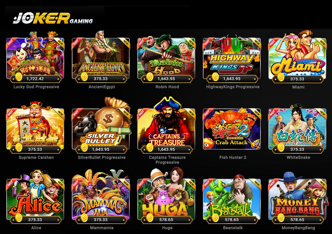 Ciri dari Judi Slot joker123 Online Berkualitas