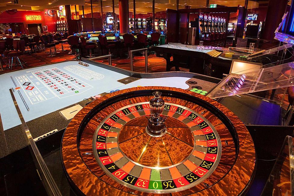 Game Terbaik Casino Kartu Dan Mesin Slot Yang Populer